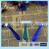 New style plastic straight razor triple blade disposable shaving
