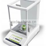 china supplier 220g/0.1mg(0.0001g) touch screen internal calibration precision/analytical balance