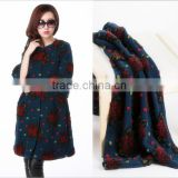 In stock selling jacquard wool fabric coat garment fabric                                                                                                         Supplier's Choice