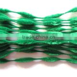 Chirstmas Decoration Green Bumpy Chenille Stems