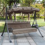 outdoor swing/3-seater swing chair/2-seater swing chair/garden swing chair/swing hammock/patio swing/hollywoodschaukel