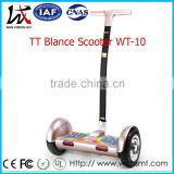 Fashion Battery Power Electric Adult Skate Scooter With Seat