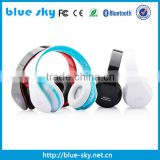 Fashion stereo neckband bluetooth headset with fm radio for nokia mini bluetooth headset