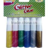 Gl-14, 2016 Popular Paint for kids, Glitter Glue for DIY