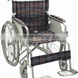 DURABLE FOLDABLE STANDARD WHEELCHAIR