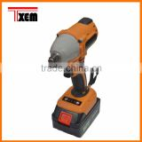 18V Li-ion Battery Electric Impact Wrench Set Portable Cordless Impact Wrench-TX-BS18S