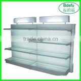 High quality design cosmetic display shelves                                                                         Quality Choice