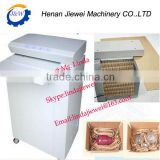 Waste recycle cross cut paper shredders cardboard cutting machine carton box shredder price