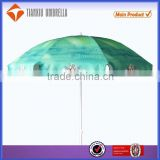 luxury heated transfer printing outdoor umbrella