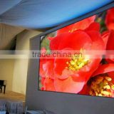 visual enjoyment Big indoor electronic led display P6 6mm pitch full color hd video wall