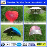 High quality branded special shape windproof heart shape umbrella,new inventioned lovers umbrella,windproof helmet golf umbrella
