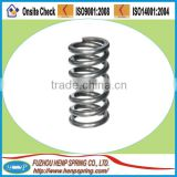nickel plated compression coil springs
