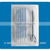 Medical disposable Percutaneous nephrostomy sheath sets, nephrostomy dilators