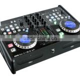 PRO dj Dual CD mixer Mp3 SD USB Mixer Player with Digital Schratch Effects