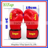 High Quality Professional Sanda MMA muay thai boxing gloves