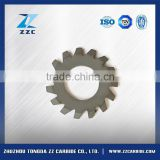 Professional manufacture carbide teak wood cutting circular saw blades from Zhuzhou tongda