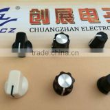 Knob switch / potentiometer knob switch / oven rotary knob switch / section switch, knob cap switchcam selector switch