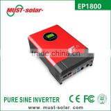 < Must Solar> NEW Arrive ! ! EP1800 series 4kva/5kva high frequency air conditioner ac dc power inverter 48v