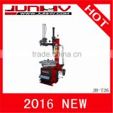 JUNHV 2016 hot sale CE approved equipment used for tire/ machine to change tires/tyre changer prices JH-T26