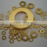 Brass flat washers DIN125 spring washer DIN127