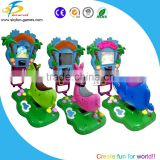 Indoor game machine Amusement kiddie rides kids horse simulator racing machines