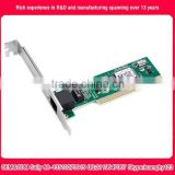 high quality cheap 10/100Mbps pic rtl8139d lan card