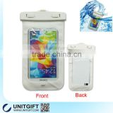 Wholesale mobile phone pvc waterproof bag Clear waterproof bag digital products cordura waterproof bag