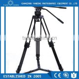 Photography video camera tripod secced Reach Plus 3 tripod with ground spreader loading 20.8kg