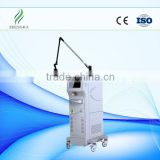 Vaginal Rejuvenation Zhengjia Medical Portable Vertical 15W(20W) RF Co2 Laser / Fractional Laser Equipment
