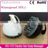 Factory price wholesale salon shampoo message hair washing brush salon massage brush for salon