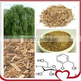 ISO Factory Free Sample for White Willow Tree Bark Extract/White Willow bark powder/Salicin