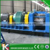 Automatic Tire Shredder Machine / Automatic waste tire recycling line / Rubber Crumb Production Line