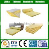 building insulation fiberglass wool with aluminium foil