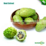 Natural Polysaccharide 9-12% UV Noni Extract Powder