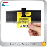 NFC MIFARE DESFire EV1 8K Big Internal Storage Custom-made RFID Airline Luggage Tags
