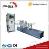 CE certified drive shaft dynamic rotor balance machine