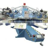 Automatic Multi Color UV Screen Printing Machine With CE Mark