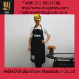 Long Apron Printed Logo with Pocket