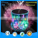 2016 new luminous cup/flashing glow cup plastic cup/led light drinking /supply for party
