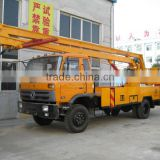 22m Telescopic articulated aerial work platform
