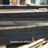 high quailty used railway sleepers / wood railway sleepers