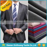 Quality Assured 80% Polyester 20% Viscose Blend Fabric TR Suit Fabric