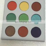 Beauty Cosmetic 9 Colors Eyeshadow