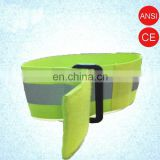 Hi Vis Cheap Reflective Elastic Armband For Running