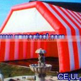 Colourful Inflatable Hangar Tent for Outdoor Events