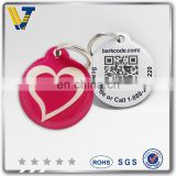 Printable epoxy NFC qr code pet tags in cheap price