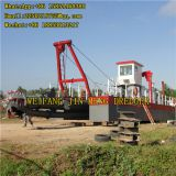 Soil Dredging Equipment 4 - 22inch Sand Pump Dredger Cutter Suction Dredger
