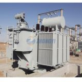 Cooling Method of Oil Immersed Power Transformer