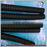 Flame Retardent Corrugated Tubing for Machinery , Electrical Equipment , Automatic Meters