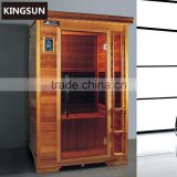 China Factory Dry Steam Room Steam House With Sauna Heater K-7124